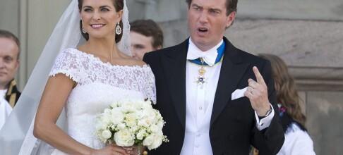 Avslører hemmelig bryllupsdrama