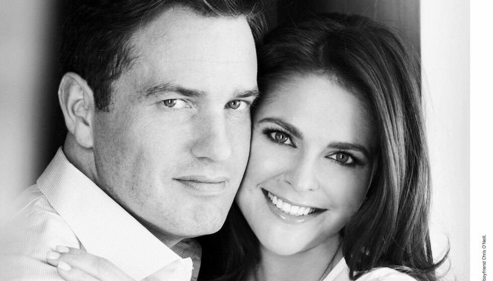I BRYLLUPSRUS: Klokken 16.00 den 8. juni starter vielsen mellom prinsesse Madeleine og Chris O´Neill. En time senere er de mann og kone. Foto: Kungahuset.se