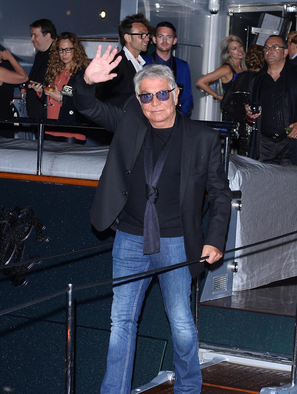 VERT: Cavalli er kjent for sine store kjendisfester.  Foto: All Over Press