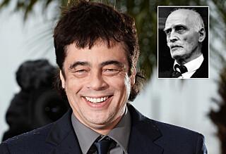 Benicio del Toro hyllet Hamsun