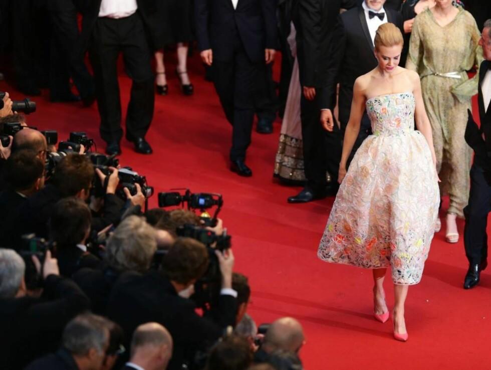 CANNES: Nicole Kidman. Foto: All Over Press