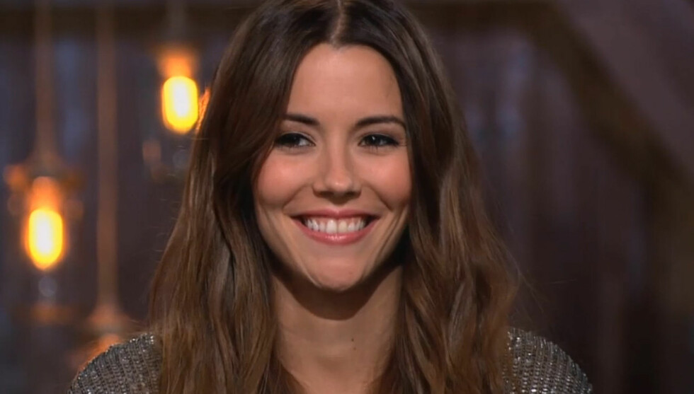 GLAD: Endelig kan Marion Ravn smile, og har fått mye positiv omtale etter sin deltakelse i TV 2-serien «Hver gang vi møtes» i vinter. Foto: TV 2