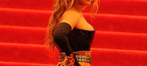 Er Beyoncé gravid igjen?