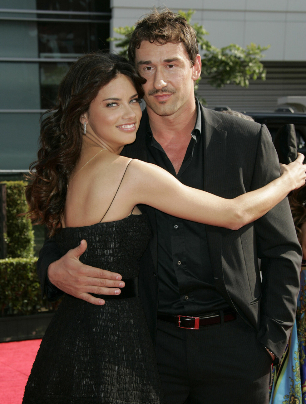 VENTET: Den brasilianske modellen Adriana Lima giftet seg med NBA basketball-spiller Marko Jaric på Valentinesdagen i 2009, etter tre år som kjærester. Hun hadde gjort det klinkende klart at hun ikke har sex før etter ekteskapet: - Han må respektere  Foto: Stella Pictures