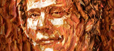 - Jeg brukte syv kilo bacon