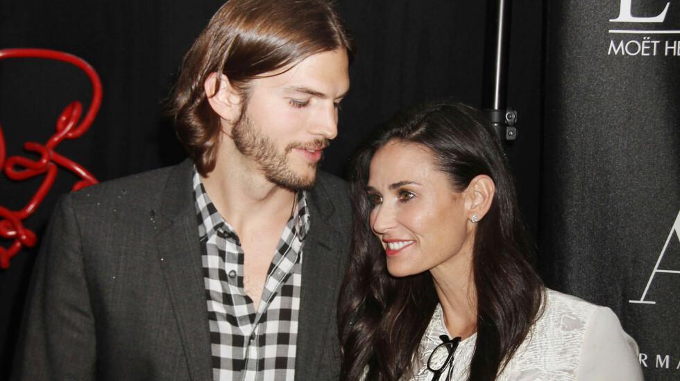 ØNSKET SEG BARN: Demi Moore tror at en baby hadde reddet ekteskapet mellom henne og Ashton Kutcher hadde reddet ekteskapet. Foto: Stella Pictures
