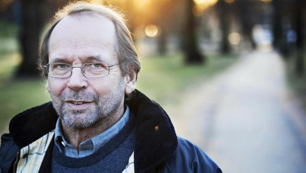 FOLKEKJÆR: Ole Paus (66) er en av landets mest folkekjære artister. Foto: Henning Jensen/Se og Hør