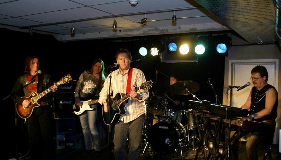 POPULÆRT BAND: Unit Five ble gjenforent i 2001 og ga etter det ut to album. Foto: NTB scanpix
