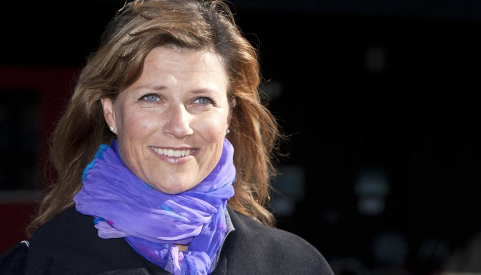 SNAKKER OM ENGLER: Prinsesse Märtha Louise skal til Drangedal for å snakke om engler 1.juni. Foto: Andreas Fadum
