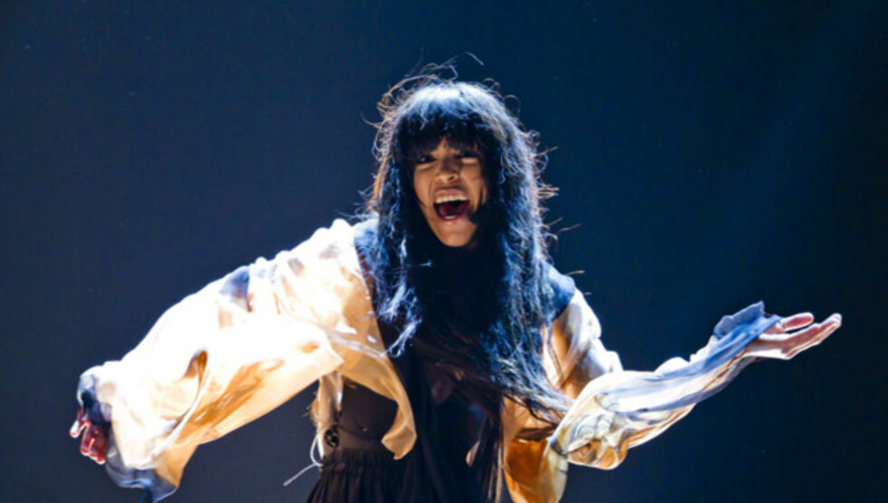 KLAR FOR SPEKTRUM: Fjorårets Eurovision-vinner Loreen blir lørdag å se på scenen under den norske MGP-finalen i Oslo Spektrum. Foto: STELLA PICTURES