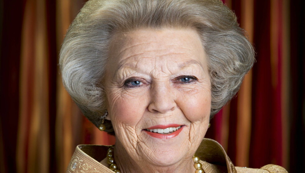 MISTER TITTEL: Dronning Beatrix har selv bestemt at hun skal tiltales prinsesse. Foto: All Over Press
