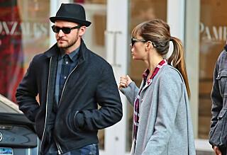 Justin Timberlake i sorg