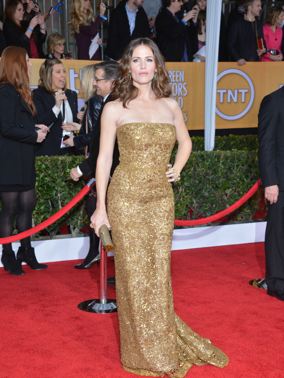 SAG AWARDS: Skuespiller Jennifer Garner. Foto: All Over Press