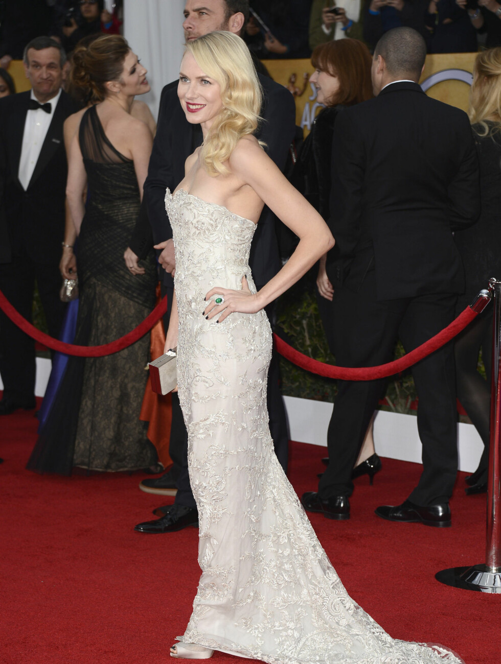 """SAG AWARDS: """"The Impossible""""-stjernen Naomi Watts. Foto: All Over Press"""