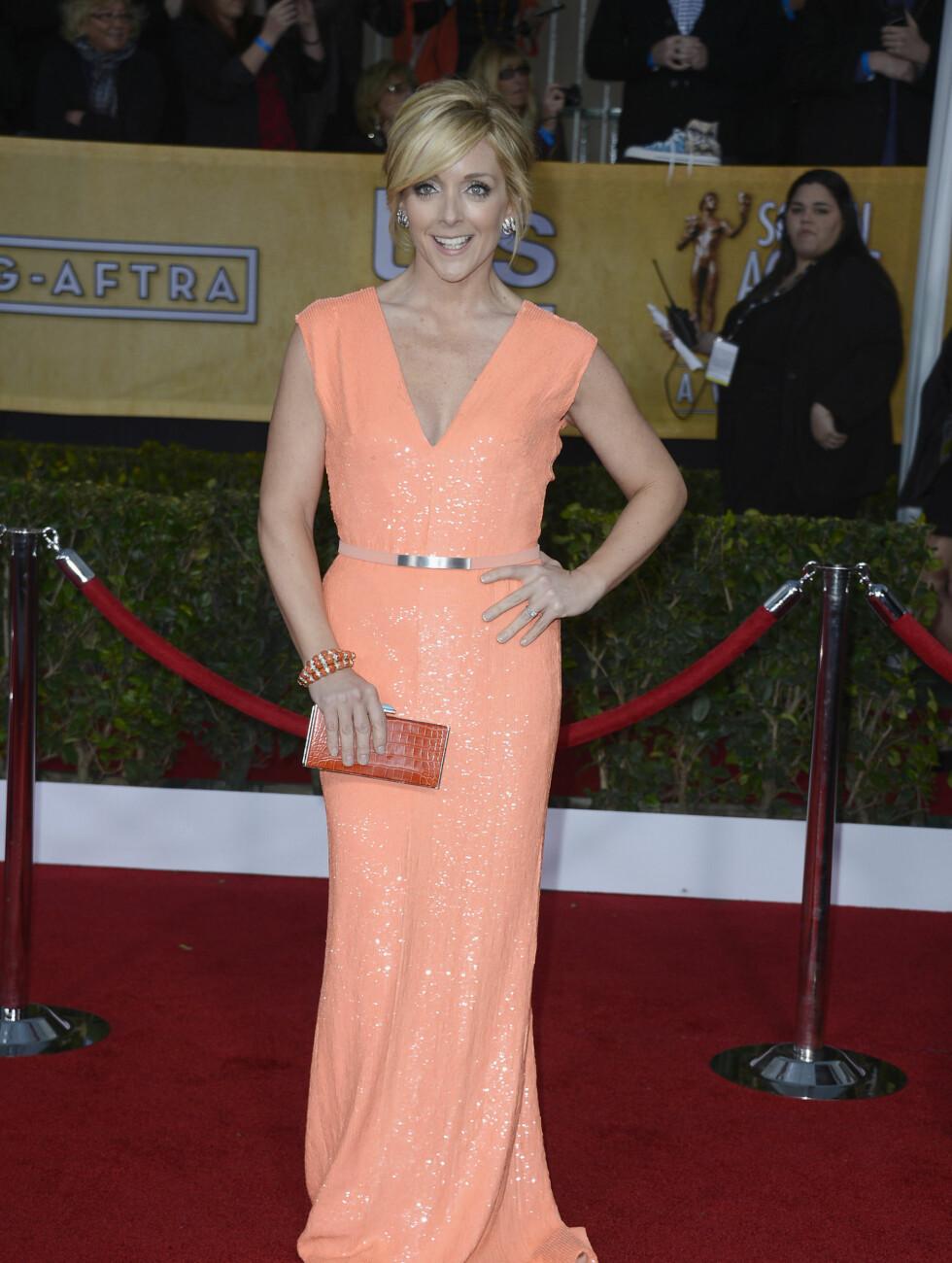 """SAG AWARDS: """"Ally McBeal""""-stjernen Jane Krakowski. Foto: All Over Press"""