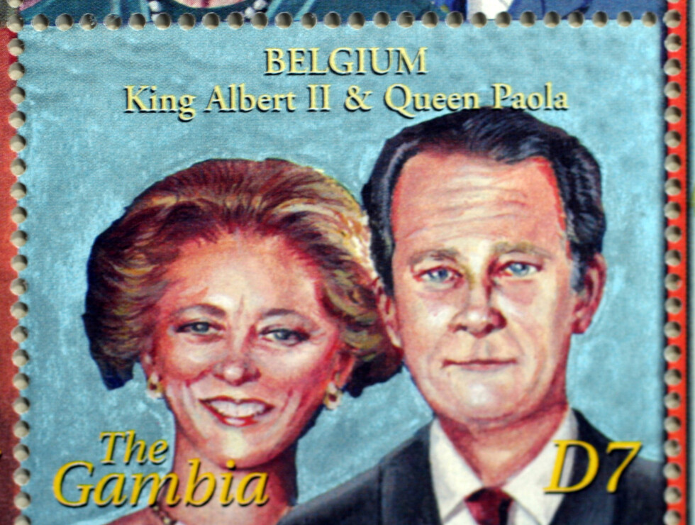 BELGIA: Dronning Paola og kong Albert fra Belgia.