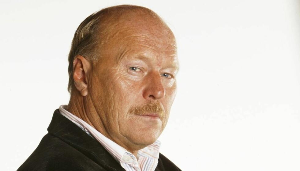 ÅPEN: Per Ståle Lønning (63) har vært åpen om å ha gått til psykolog. Mange har takket ham via brev for åpenheten hans. Foto: Se og Hør