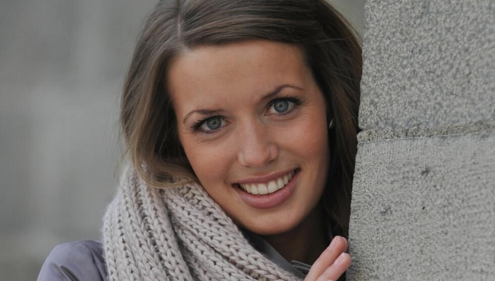 FORELSKET: TV 2s Susanne Wergeland er ikke lenger singel. Foto: TV 2 Sporten