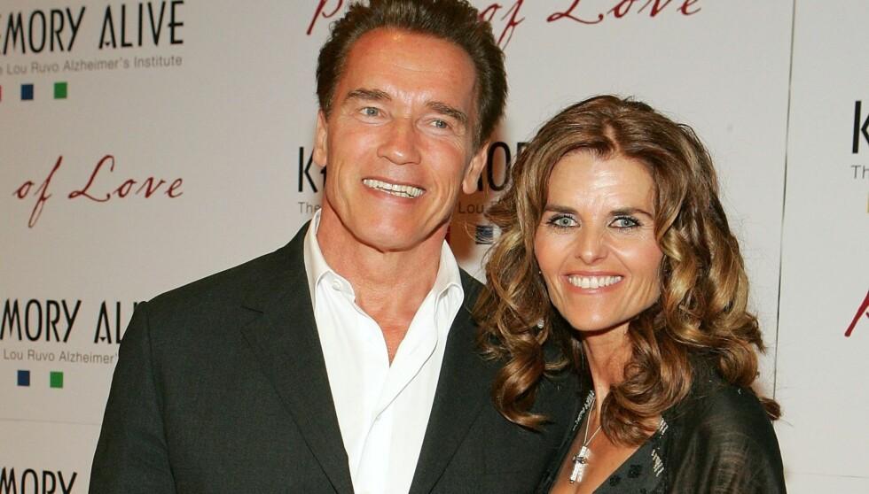 VIL LEGGE DET VONDE BAK SEG: Californias tidligere guvenør Arnold Schwarzenegger håper at Maria Shriver vil tilgi ham for utroskapen. Foto: All Over Press