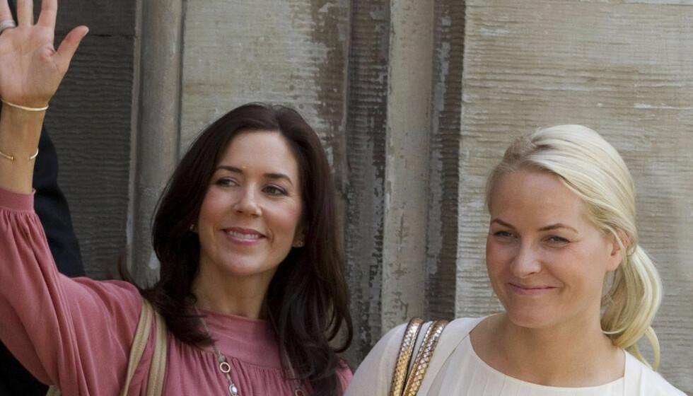 DEBUTANT: Kronprinsesse Mary deltar på sitt aller første toppmøte til uka, men har god støtte i Mette-Marit og Haakon, som er for veteraner å regne, i Young Global Leaders-sammenheng. Foto: All Over Press