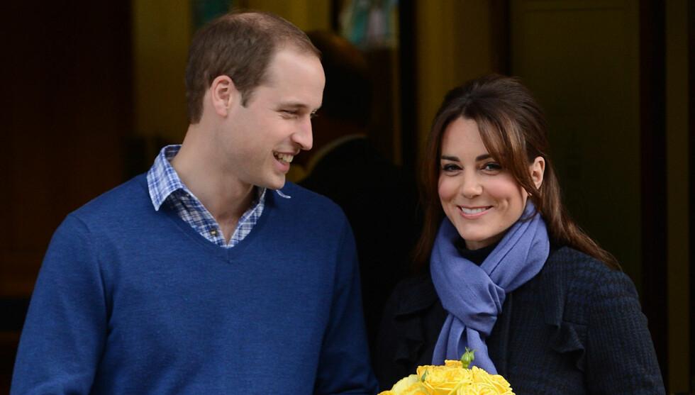 NYTT KJÆRLIGHETSREDE: Kate og William ønsker seg et sted hvor de kan komme bort fra alt kjas og mas. Nå skal prinsen ha funnet frem til noen landsteder hertuginnen skal få velge mellom på bursdagen sin. Foto: All Over Press