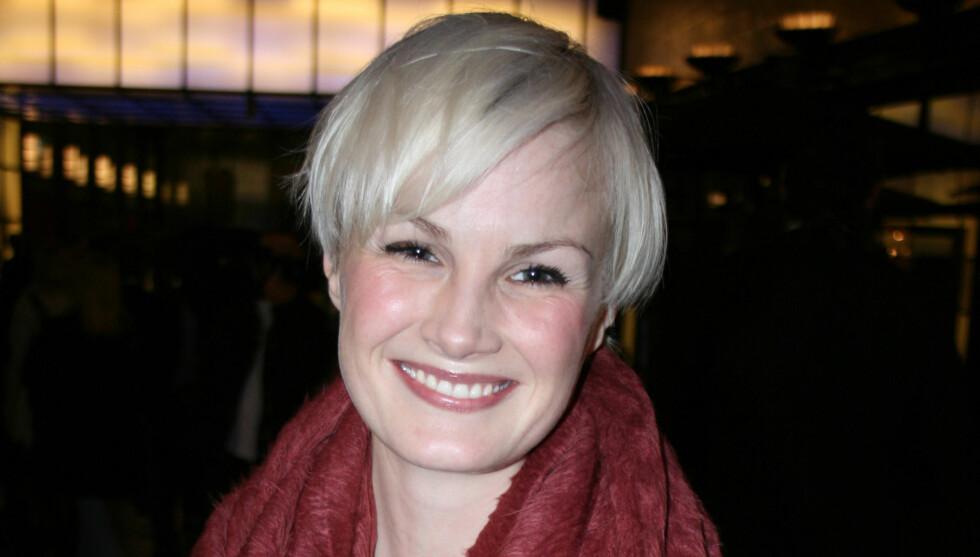 AKTUELL: Lena Kristin Ellingsen er premiereklar med teaterstykket  «Det flygende barnet». Foto: Anders Myhren/Seher.no