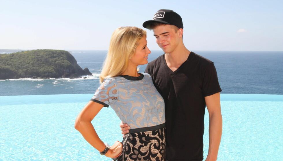 NYFORELSKET: Paris Hilton fortalte Se og Hør om forholdet til kjæresten River Viiperi. Foto: Sølve Hindhamar, Seoghør.no