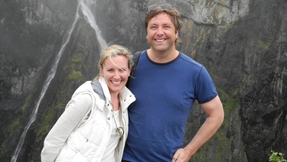 FIKK HJELP: Mange trenger hjelp til å finne sine ukjente slektninger. Australske Tanya Williamson fant sin norske far gjennom «Tore på sporet».  Foto: NRK