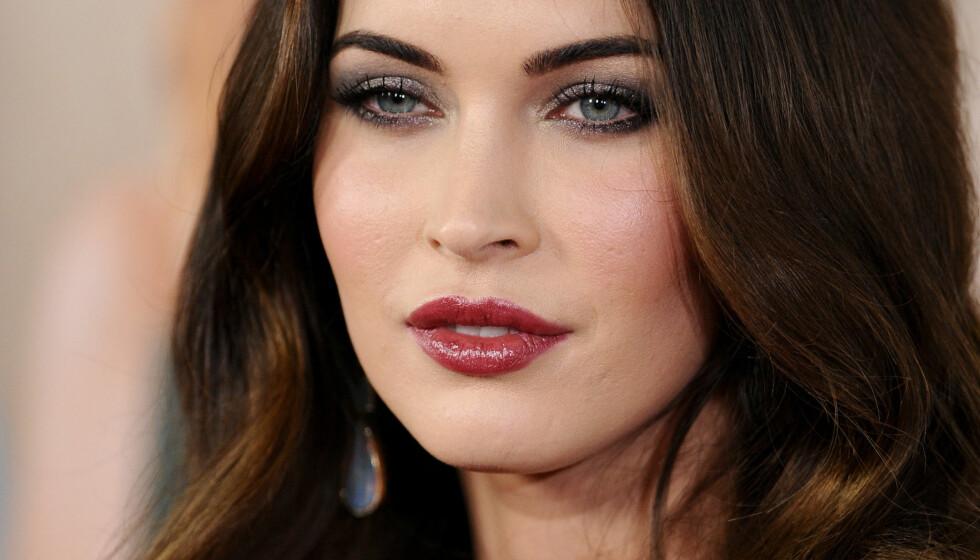 SKEPTISK: Megan Fox forteller at hun trodde 2013 skulle bli året hvor hun virkelig kastet seg på den sosiale nettverksbølgen, men den gang ei.  Foto: Stella Pictures