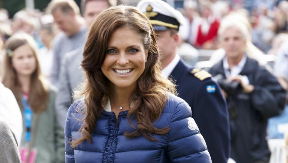 KRITIKK: Prinsessen hadde 42 jobboppdrag for kongehuset i fjor - og er sjelden hjemme i Sverige. Det kan være årsaken til kritikken. Foto: Stella Pictures