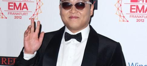 Styrtrik av Gangnam Style