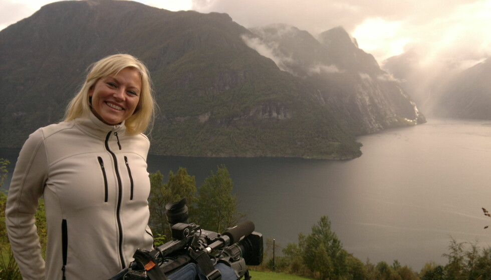 NY KJÆRESTE: 2012 har vært et interessant år for Eli Kari Gjengedal med bytte av jobb fra TV 2 til NRK, og ny kjæreste.  Foto: TV2