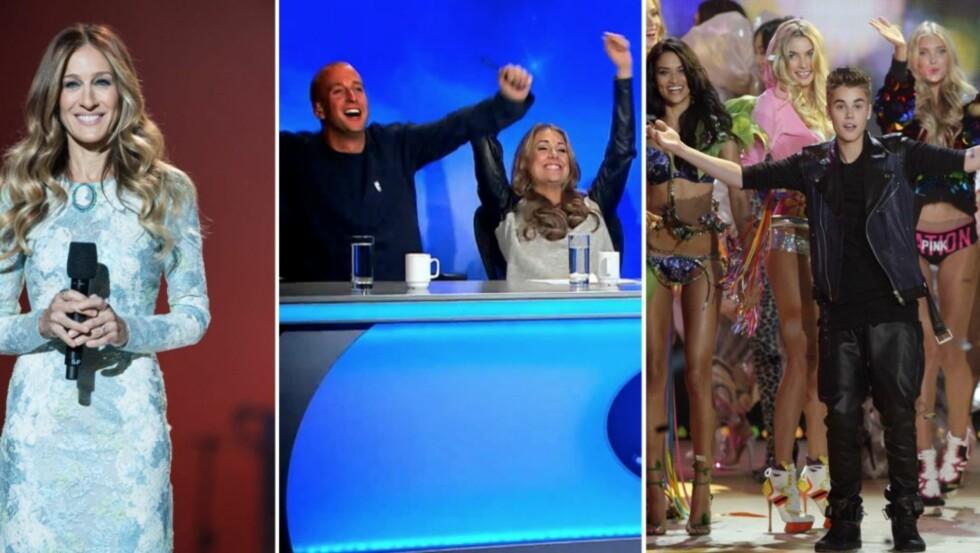 MYE Å GLEDE SEG TIL: Justin Bieber kommer til Norge og Idol er tilbake på TV-skjermen. Det er bare noe av det vi kan glede oss til i 2013.