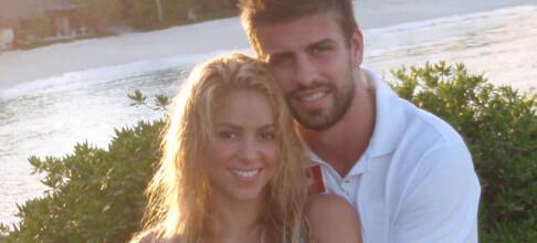 - Det er slutt mellom Shakira og Piqué