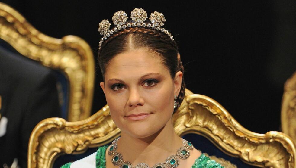POPULÆR: Svenskene ønsker seg Victoria som dronning innen de neste ti årene. Foto: All Over Press