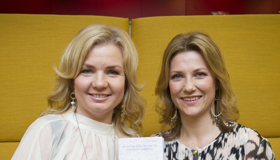 I BEVEGELSE: Prinsesse Märtha og Elizabeth har ansatt nye lærere ved Engleskolen. Foto: Stella Pictures