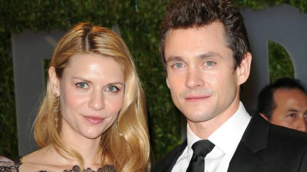 STOLTE FORELDRE: Skuespillerparet Claire Danes og Hugh Dancy har fått en sønn. Foto: FAME FLYNET