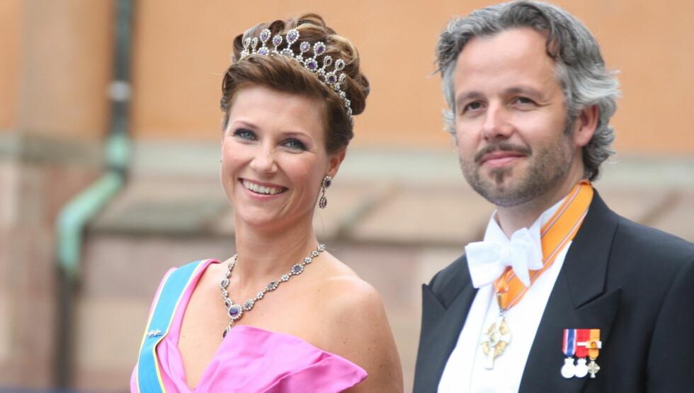 AVVISER RYKTER OM EKTESKAPS-PROBLEMER: Ari Behn sier ryktene om at det skal være problemer i hans ekteskap med prinsesse Märtha Lousie ikke stemmer. Foto: Stella Pictures