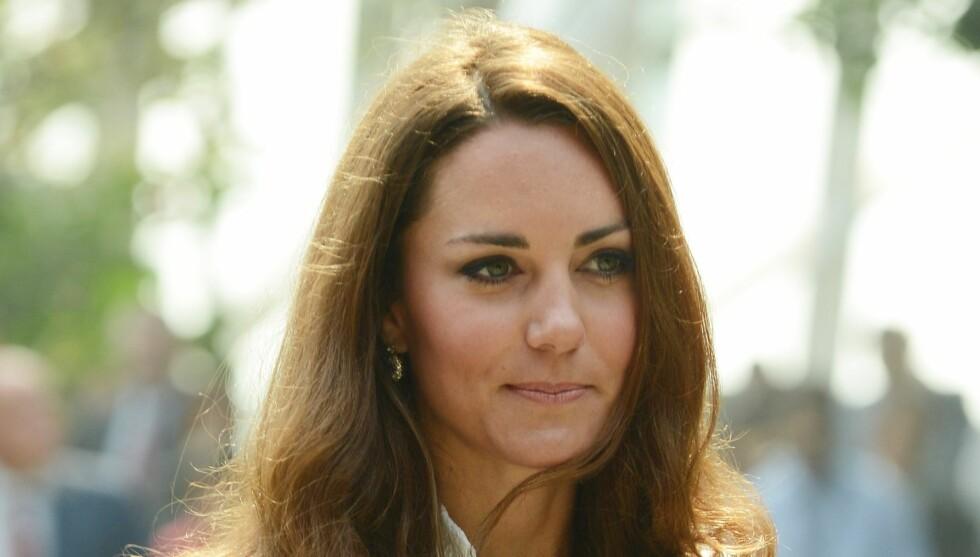 TAUS: Kate og kongehuset har foreløpig ikke kommentert de grove beskyldningene. Foto: All Over Press