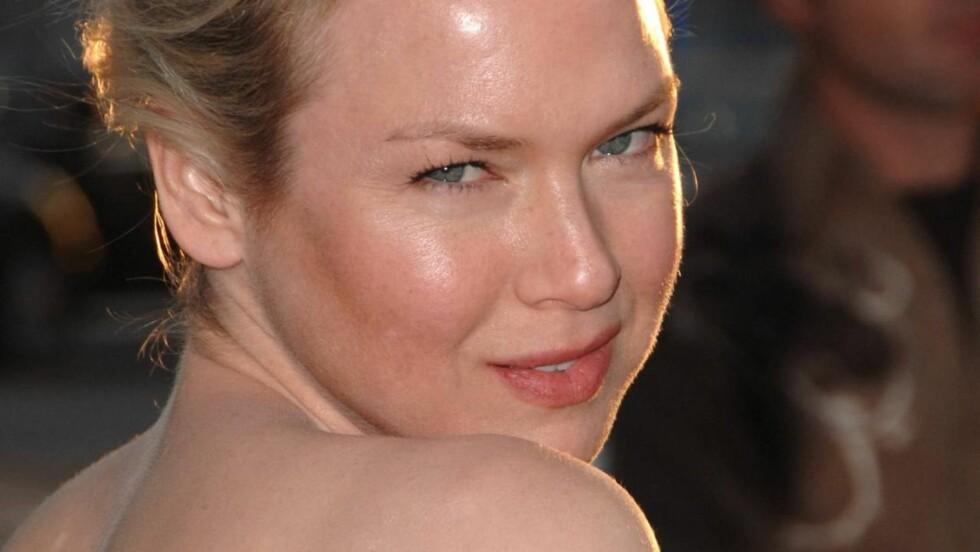 FORELSKET IGJEN: Renée Zellweger skal ha funnet tonen med eksen til Sheryl Crow. Foto: All Over Press
