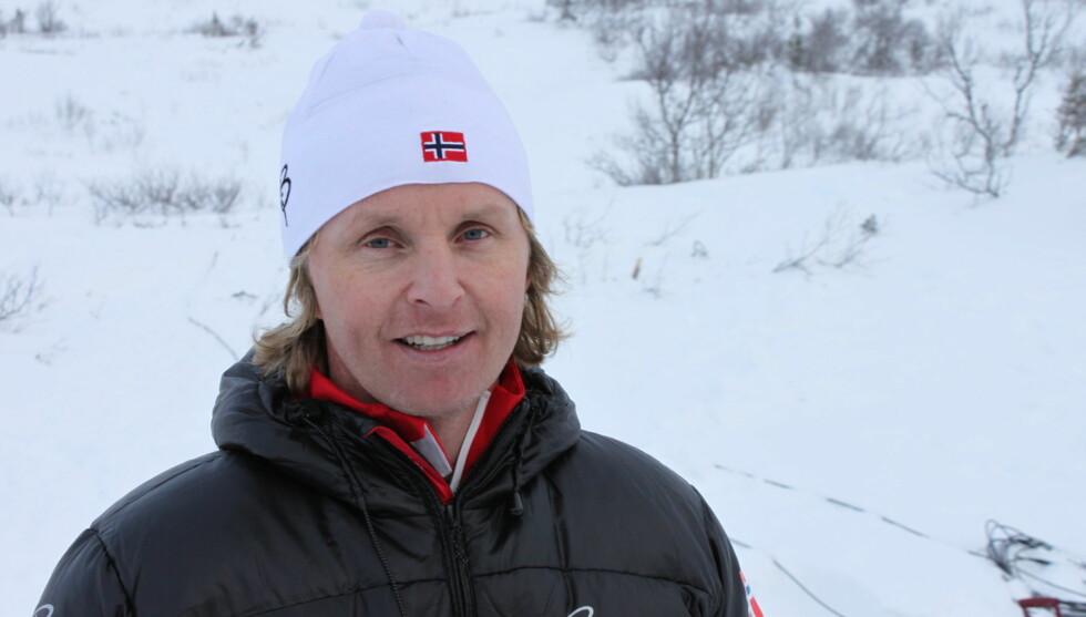 VINTERBRYLLUP: Knutsen og Jahre gifter seg i Sandefjord 30. desember. Foto: Anders Myhren/Seher.no