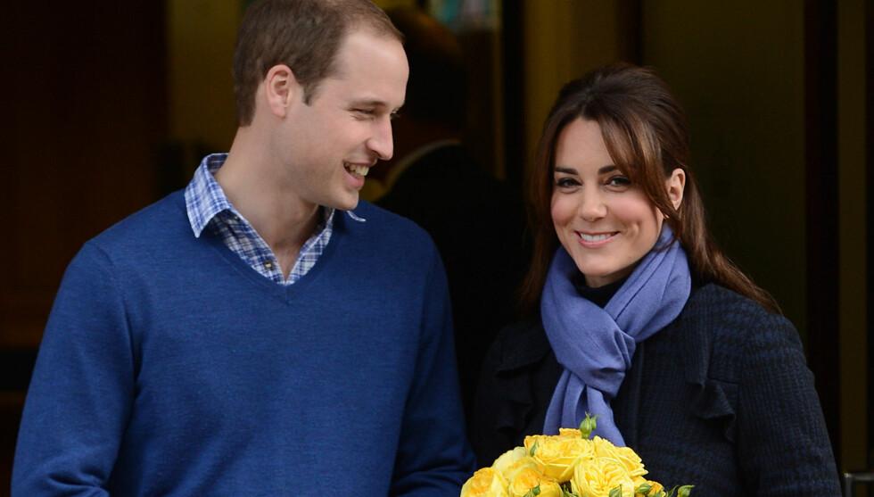 SYK IGJEN: Hertuginne Kate er syk igjen, og nå avlyser William oppdrag for å være hjemme hos sin kjære. Foto: All Over Press