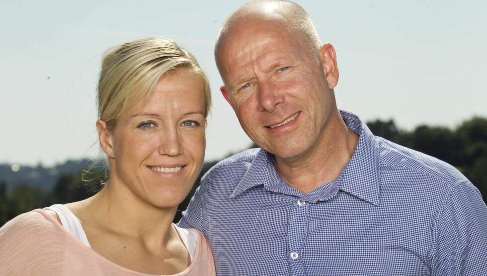 SLUTT: Via en pressemelding bekrefter Løke at hun og Karl-Erik Bøhn har gått hvert til sitt. Foto: Andreas Fadum / Se og Hør