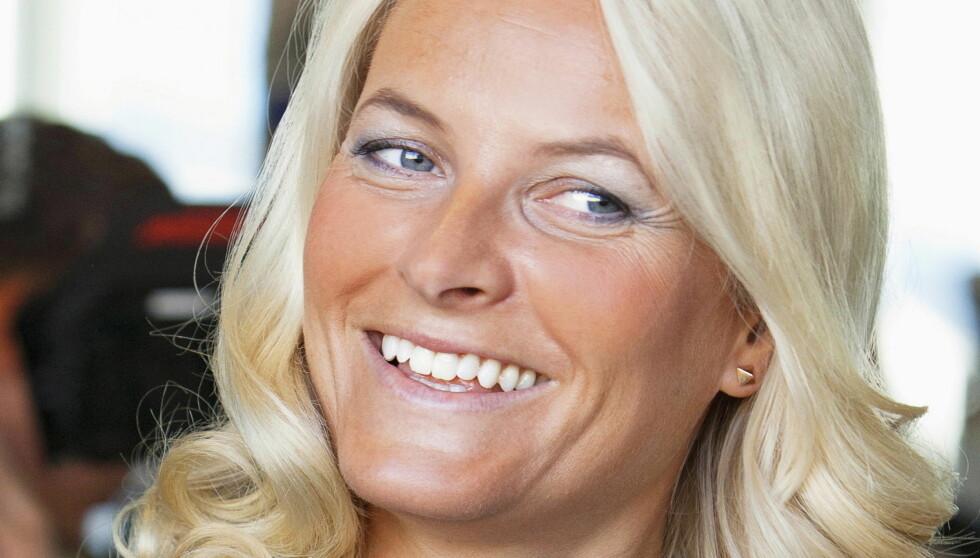 SYK: Kronprinsesse Mette-Marit var for syk til å delta på innspillingen av Julemorgen, som sendes Julaften på NRK1 og NRK Super. Foto: Morten Eik