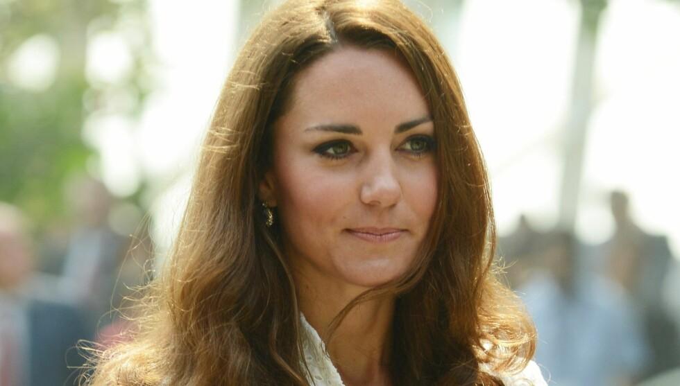 SYK: Kate har vært innlagt på sykehus siden mandag. Foto: All Over Press