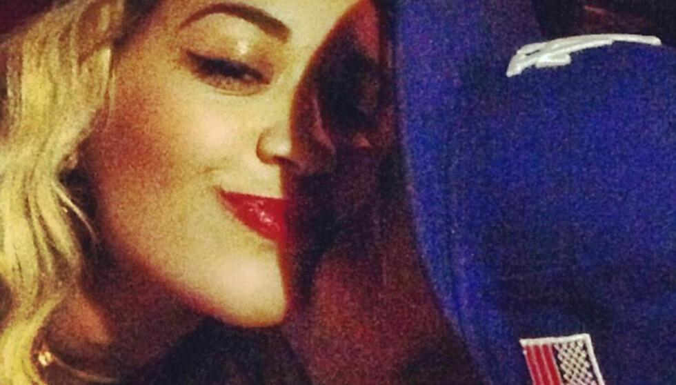 BLE DUMPET: Rob Kardashian tok det ikke pent, da han i forrige uke ble dumpet av artistkjæresten Rita Ora. Foto: Twitter/PLANET PHOTOS