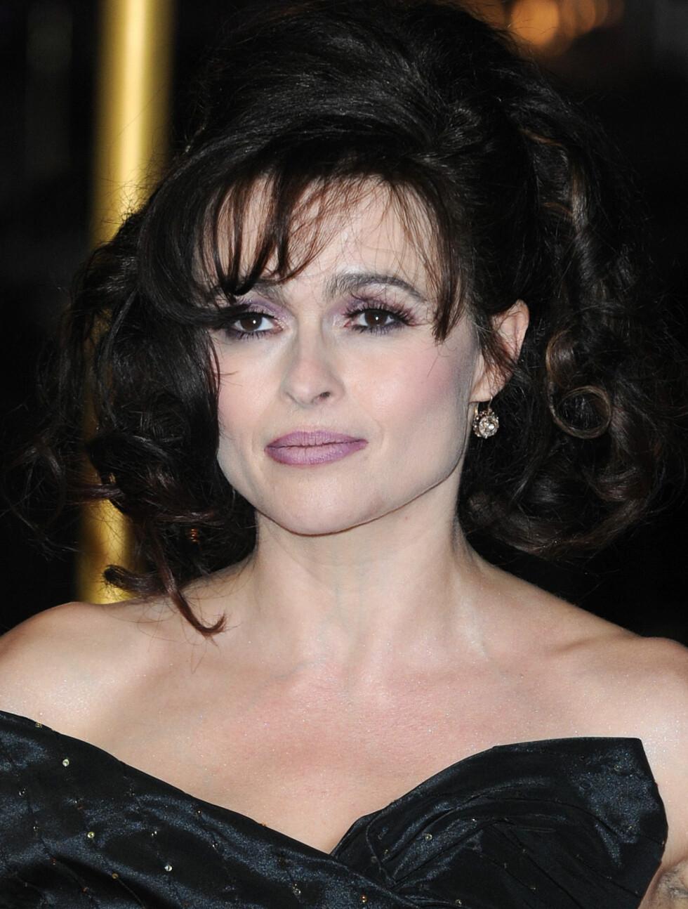 «LES MISERABLES» PREMIERE I LONDON: Helena Bonham Carter Foto: Stella Pictures