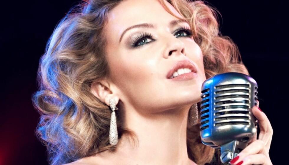 TIL OSLO: Kylie Minogue skal stå på scenen under Nobels Fredspriskonsert i Oslo Spektrum i desember. Nyheten ble annonsert fredag denne uken.