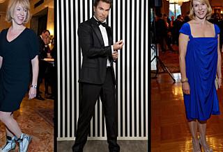 Anniken Huitfeldt ble «Årets verst kledde»