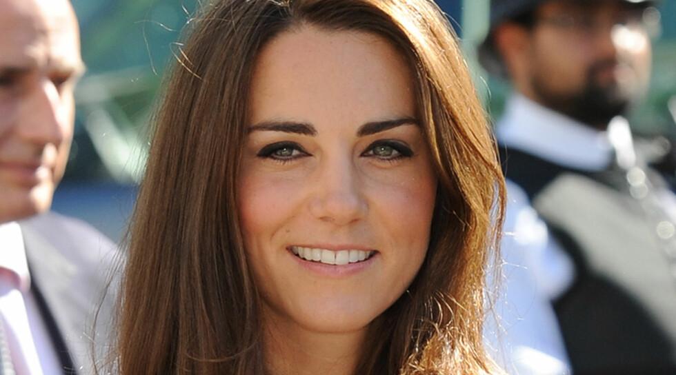 NEI TAKK: Hertuginne Kate skal ha sendt tilbake klærne hun fikk fra «Kardashian Kollection». Foto: FameFlynet